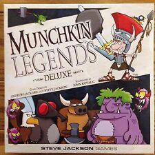 Munchkin: Legends (Deluxe Core Set)
