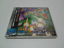 View Point SNK Neo-Geo CD Japan NEW