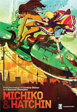 Michiko & Hatchin: Complete Series Part 1 (Blu-ray/DVD, 2013, 4-Disc Set)