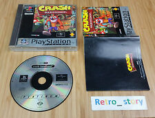 PS1 Crash Bandicoot PAL