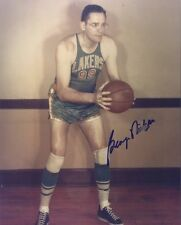 George Mikan Lakers Autographed/Signed 8x10 Photo JSA 123433