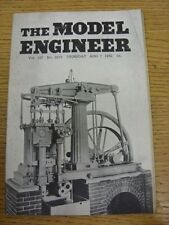 07/08/1952 The Model Engineer Magazine: Vol 107 No 2672 (Creased)