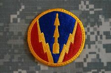 Military Patch US Army Desert Dress Color 6th Air Defense Brigade RARE Sew-on