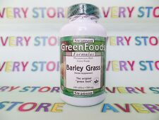 Swanson Green Foods Barley Grass 500 mg 240 tablets