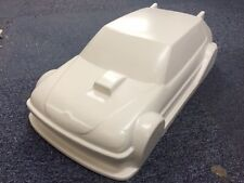 Ciroen Saxo 1:8 2 Litre Hot Rod  body shell Kamtec Oval IC £13.99 with Wing