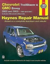 Haynes Chevrolet Trail Blazer, GMC Envoy 2002 Thru 2003 by Haynes Automobile...