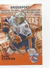 2011-12 Bridgeport Sound Tigers (AHL) Casey Cizikas