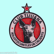 BRAND NEW CLUB TIJUANA XOLOS Soccer Patch Caliente Xolos LIGA MX Mexico Parche