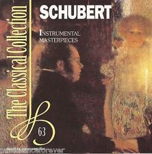 FRANZ SCHUBERT - The Wanderer/Death And The Maiden (Dutch 7 Tk CD Album)