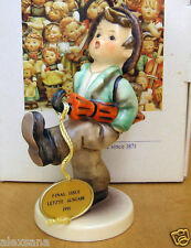HUM #79 GLOBE TROTTER TM7 GOEBEL M.I. HUMMEL FIGURINE GERMANY RETIRED NIB $225
