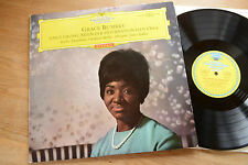 GRACE BUMBRY Arias KULKA LP DGG RED STEREO 138826 tulips