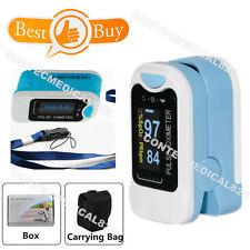 USA STOCK OLED Pulse Oximeter Finger Pulse Blood Oxygen SPO2 Monitor FDA CMS50N