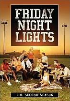 FRIDAY NIGHT LIGHTS: SEASON 2 - DVD - Region 1 - Sealed