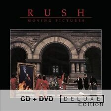 Moving Pictures [Digipak] by Rush (CD, Apr-2011, 2 Discs, Mercury)