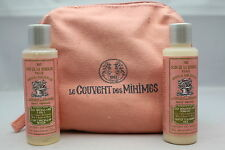 Le Couvent des Minimes Rose Facecare Gift Set w/  Cleansing Milk, Micellar Water