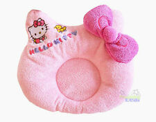 Cute Kitty Infant Newborn Toddler Baby Soft Head Support Cushion Cotton Pillow
