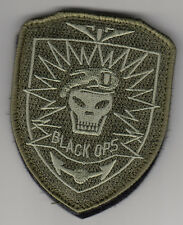 PARCHE CALL OF DUTY BLACK OPS  VELCRO VERDE SUBDUED  PATCH