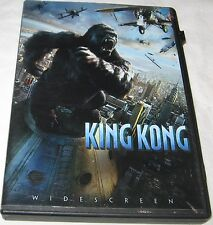 King Kong DVD, 2006, Special Edition Anamorphic Widescreen FREE SHIPPING U.S.A.