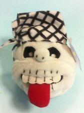peluche teschio dolcetto scherzetto happy Halloween horror carnevale