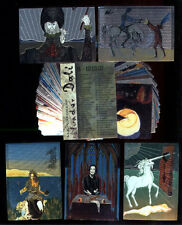 SALVADOR DALI - 90 Card All-Chromium Art Set - FREE US Priority Mail Shipping