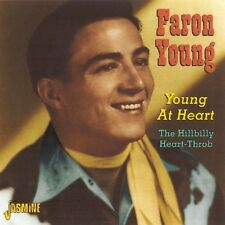 FARON YOUNG - YOUNG AT HEART-THE HILLBILLY HEART-THROB  CD NEU