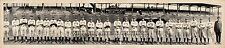 1914 Brooklyn Federal League Baseball Club Vintage Panoramic Photo Panorama