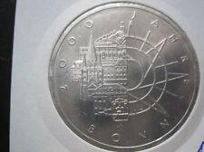 BRD,Deutschland 10 DM 1989 D  -2000 Jahre Bonn- (298)