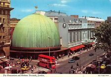 BR91685 the planetarium and madame tussauds london double decker bus car   uk