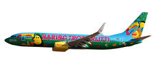 "Herpa Snap Fit TUIfly Boeing 737-800 1:200 ""Haribo Tropifrutti"" (610773) NO Gear"