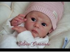 ❤️Beautiful Reborn Doll Baby❤️ Custom Made From Claire Kit By Ann Timmerman ❤️