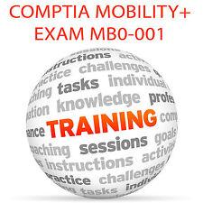 Mobilità comptia + preparazione dell'esame mb0-001 - Video formazione tutorial DVD
