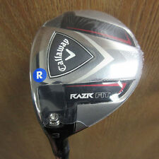 NEW CALLAWAY Golf RAZR FIT FAIRWAY WOOD #3 ALDILA RIP NV60 R-FLEX LEFT HANDED