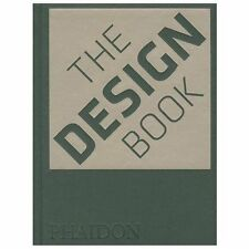 THE DESIGN BOOK [9780714865799] - PHAIDON PRESS INC. (HARDCOVER) NEW