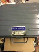 Pelouze P250S All Purpose Mechanical Shipping Utility Scale 250lb Capacity $140