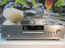 HIGH END DVD / SACD PLAYER SONY DVP-NS900V. QS SERIES. MULTICHANEL DECODING. RM.