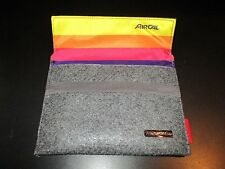 AMERICAN AIRLINES AIRCAL amenity kit i PAD mini holder HERITAGE empty bag kindle