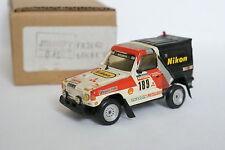 Jemmpy kit monté 1/43 - Mitsubishi Pajero Paris Dakar 1985