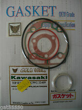 NEW KAWASAKI AR125 AR 125 TOP END GASKET SET 1982-1994 HEAD BASE