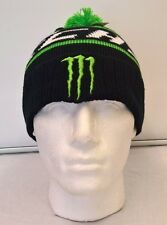 Official 2016 Tech 3 Monster MotoGP Knitted Beanie Hat