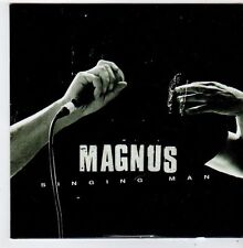 (FJ402) Magnus, Singing Man - 2014 DJ CD