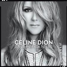 Celine Dion, Anne Ge - Loved Me Back to Life [New CD]