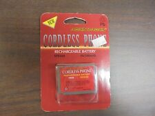 Again & Again Cordless Phone Rechargeable Battery STB450   4V   500mAh