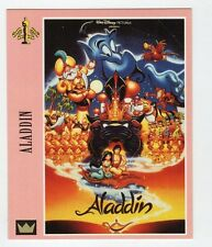 Figurina SUPERCINEMA EVENTS MAXI CARDS NUMERO 27 ALADDIN