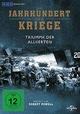 4 DVDs * DAS JAHRHUNDERT DER KRIEGE 5 - Triumph der Alliierten # NEU OVP +
