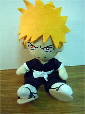 BLEACH ICHIGO SITTING 8'' PLUSH