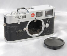Leica M6 TTL 0.58 Rangefinder Silver Chrome M3 M7 MP M-A from JAPAN #012862