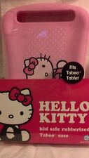 Hello Kitty Tablet Case Fits Tabeo Tablet Pink Brand New Kid Safe Rubberized