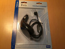 NOKIA HF-8 HF8 N70 SIMPLE PLUG IN CARKIT HANDSFREE