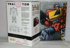 New Transformers KFC Toys MP Proportion Blaster Transistor MISB in Stock