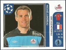 PANINI UEFA CHAMPIONS LEAGUE 2011-12- #108-LILLE-MICKAEL LANDREAU